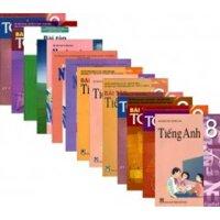 Bộ sách giáo khoa lớp 8