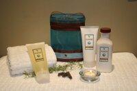 Bộ sản phẩm chăm sóc da spa tại nhà - Aroma Spa Collection