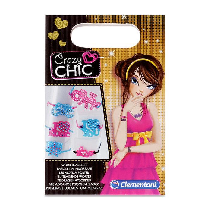 Bộ sản phẩm Crazy Chic Word Bracelets