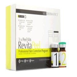 Bộ sản phẩm tẩy tế bào chết, tái tạo da MD Dermatics RevitaPeel