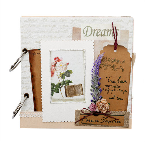 Bộ Scrapbook Fairy Corner - Forever Together