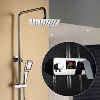 Bộ sen cây tắm có màn hình kỹ thuật số Zento LED LG400