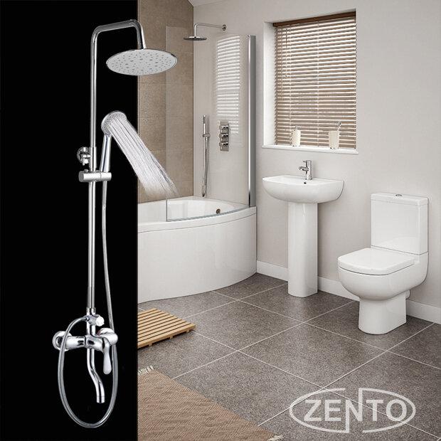 Bộ sen cây tắm nóng lạnh Zento ZT-ZS8112
