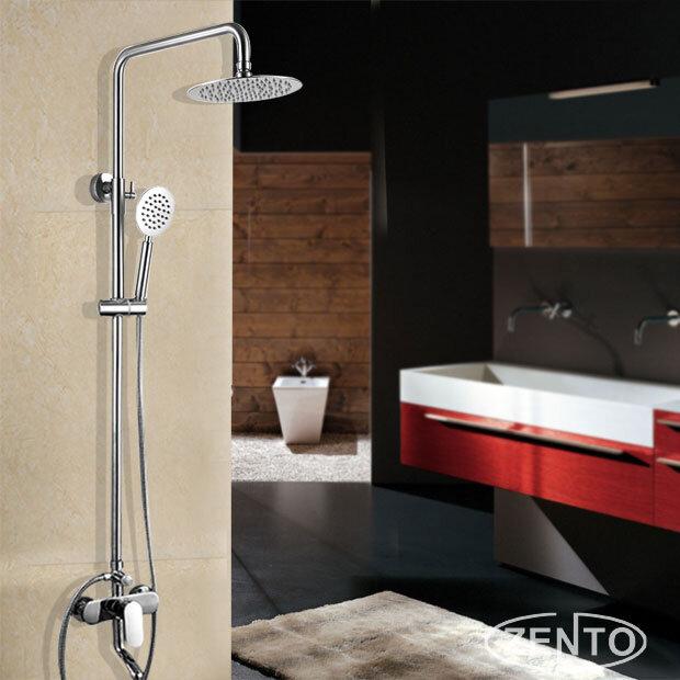 Bộ sen cây tắm nóng lạnh Zento ZT-HS001