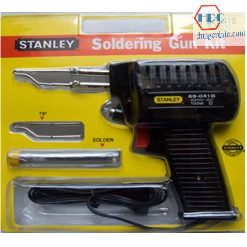 Bộ súng kèm mỏ hàn Stanley 69-041B