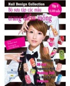 Bộ sưu tập các mẫu trang điểm móng - Boutique Mook (T2)