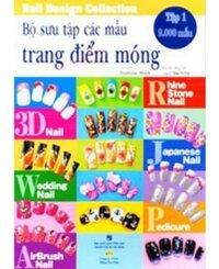 Bộ sưu tập các mẫu trang điểm móng - Boutique Mook (T1)