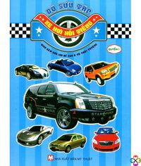 bộ sưu tập xe hơi nổi tiếng quyển 1