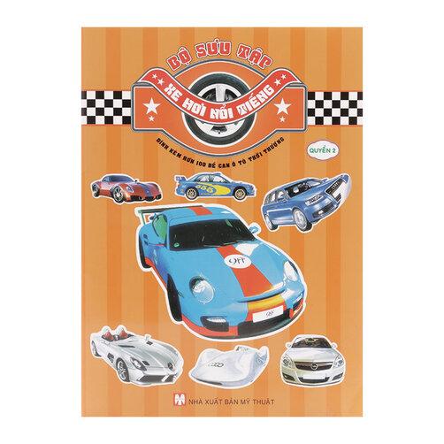 Bộ sưu tập xe hơi nổi tiếng quyển 2