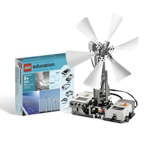 Bộ tái tạo năng lượng Lego Education 9688 - bổ sung cho 9686