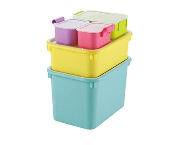 Bộ thùng đựng đồ chơi Richell RC20302