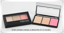 Bộ trang điểm Sivanna Colors Pro-Base Makeup