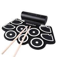 Bộ trống điện tử Konix Portable Digital Drum MD760