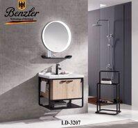 Bộ tủ chậu lavabo Benzler LD-3207