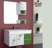 Bộ tủ chậu lavabo Benzler KS-8001