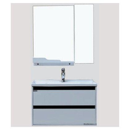 Bộ tủ chậu nhựa PVC Bross BRS-2048