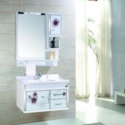 Bộ tủ chậu PVC cao cấp DADA 8802
