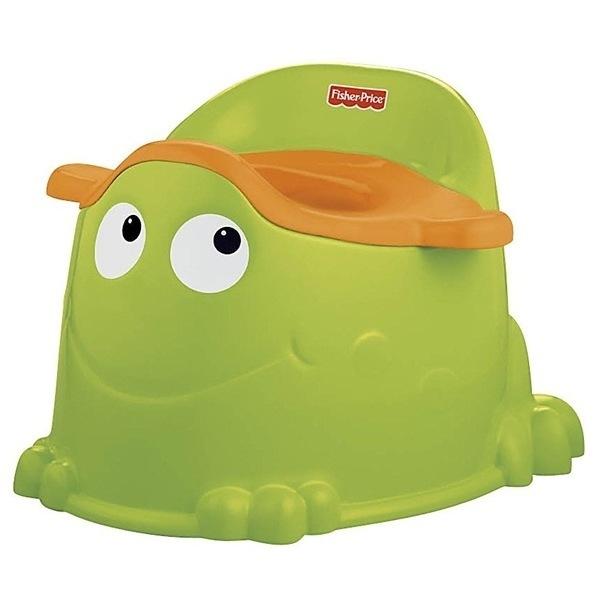 Bô vệ sinh hình ếch Fisher Price