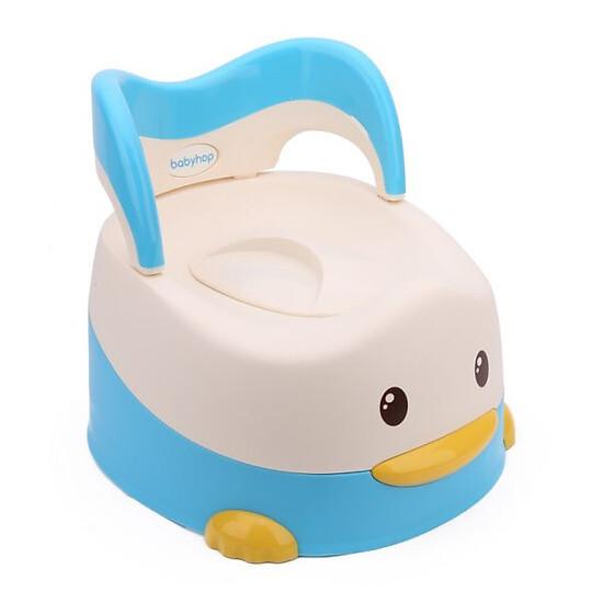 Bô vệ sinh trẻ em hình con vịt Babyhop