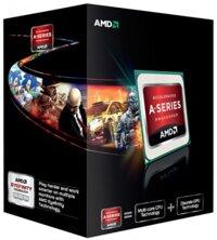 Bộ vi xử lý - APU AMD A10-5800K - 3.8 GHz - 4MB Cache