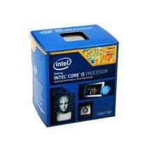 Bộ vi xử lý Core i5 4590 - CPU Intel Core i5, 3.3Ghz, Cache 6Mb