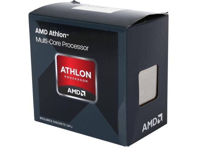 Bộ vi xử lý - CPU AMD Athlon X4 845