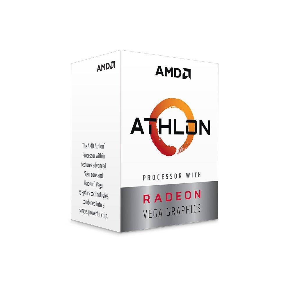Bộ vi xử lý - CPU AMD Athlon 200GE
