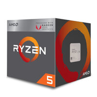 Bộ vi xử lý - CPU AMD Ryzen 5 2400G