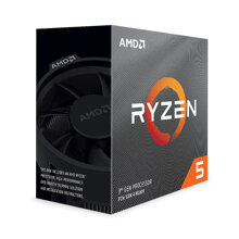 Bộ vi xử lý - CPU AMD Ryzen 5 PRO 4650G