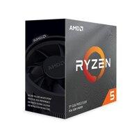 Bộ vi xử lý - CPU AMD Ryzen 5 3600X - 3.8GHz