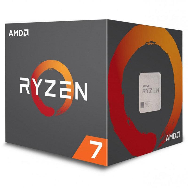 Bộ vi xử lý - CPU AMD Ryzen 7 2700X