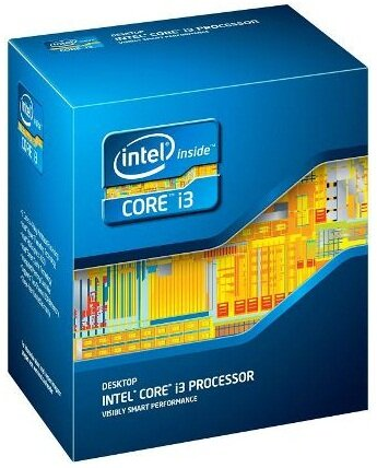 Bộ vi xử lý - CPU Intel Core i3 4340 - 3.6 GHz - 4MB Cache