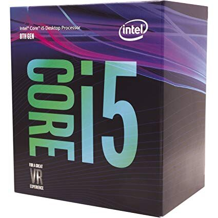 Bộ vi xử lý - CPU Intel Core i5-8500 - 3Ghz