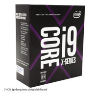 Bộ vi xử lý - CPU Intel Core i9-9960X