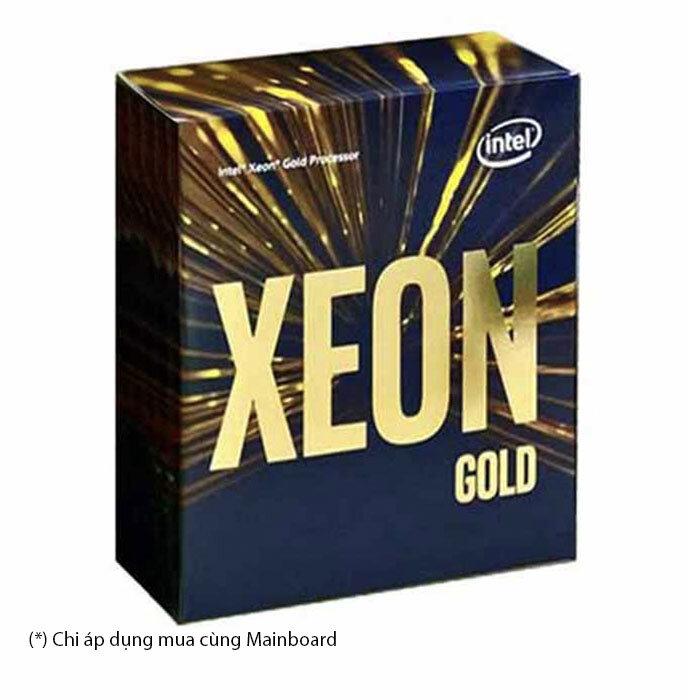 Bộ vi xử lý - CPU Intel Xeon Gold 6148 Processor