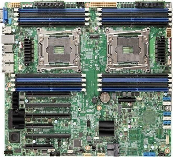 Bộ vi xử lý - CPU Intel DBS2600CW2R