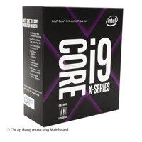 Bộ vi xử lý - CPU Intel i9-7940X 3.1Ghz