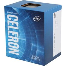 Bộ vi xử lý - CPU Intel Celeron G3950