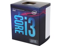 Bộ vi xử lý Intel Core I3-8100 (3.6GHZ, 6MB CACHE, 4C-4T) SK 1151-V2