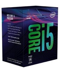 Bộ vi xử lý Intel Core I5-8400 (2.8GHZ, 9MB CACHE, 6C-6T) SK 1151-V2