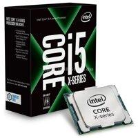 Bộ vi xử lý Intel Core I5-7640X (4.0GHZ, 6MB CACHE, 4C-4T) SK 2066