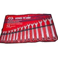 Bộ vòng miệng 14 chi tiết Kingtony 1214MR 10 - 32mm