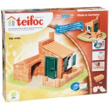 Bộ xây dựng mô hình ngôi nhà Teifoc 4105 - 110 chi tiết