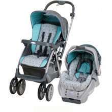 Bộ xe đẩy trẻ em và ghế ngồi ô tô Alano Flipit Graco GC-7R00CCA3