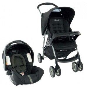 Bộ xe đẩy trẻ em và ghế ngồi ô tô Graco MIRAGE GC-7M78 - màu 7M78OXFE/ 7M78FREE/ 7M78CRDE