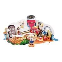 Bộ xếp hình 3D Music Shop Cubic Fun P627H (P627)
