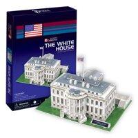 Bộ xếp hình 3D Nhà Trắng The White House Cubic Fun C060H