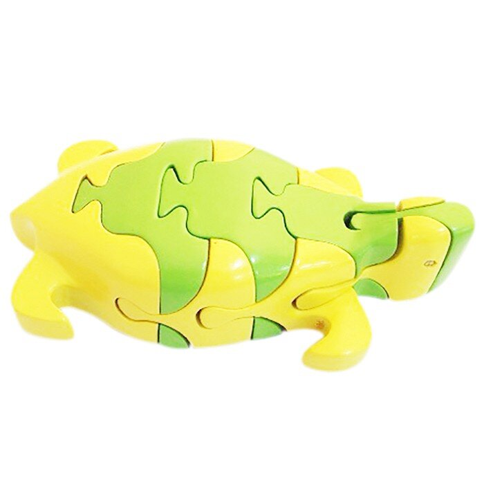 Bộ Xếp Hình 3D Puzzle Rùa 304024
