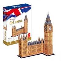 Bộ xếp hình 3D tháp Big Ben Cubic Fun MC087H