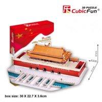 Bộ xếp hình 3D Thiên An Môn Tiananmen Cubic Fun MC126H